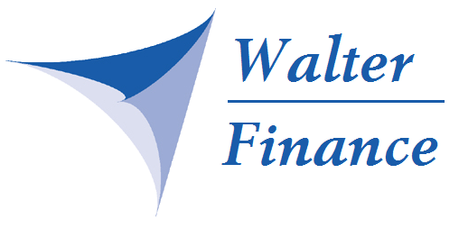 Logo Walter finance